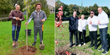 Šodien, 18. septembris pasaules talka, Latvija stāda Laimes kokus un sakopj savu apkārtni!